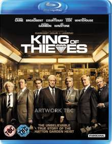 King Of Thieves (2018) (Blu-ray) (UK Import), Blu-ray Disc