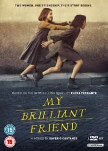My Brilliant Friend Season 1 (2018) (Blu-ray) (UK Import), 3 Blu-ray Discs