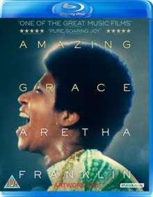Amazing Grace (1972) (Blu-ray) (UK Import), Blu-ray Disc