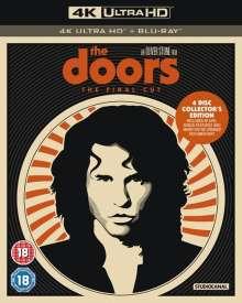 The Doors (1991) (Final Cut) (UK Import), 4 Ultra HD Blu-rays