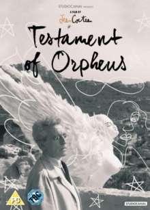 Le Testament d'Orphée (1960) (UK Import mit deutschen Untertiteln), DVD