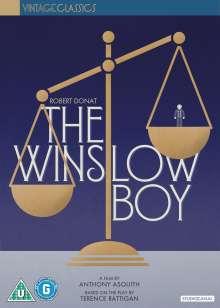 The Winslow Boy (1948) (UK Import), DVD