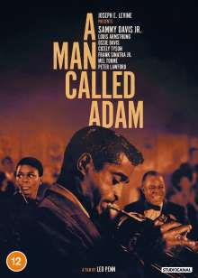 A Man Called Adam (1966) (UK Import), DVD