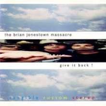 The Brian Jonestown Massacre: Give It Back (180g), 2 LPs