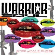 Warrior Soul: Stiff Middle Finger, CD