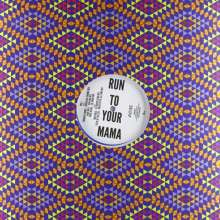 Goat: Run To Your Mama Remixes Vol. 1 (Limited Edition) (Blue Vinyl), Single 12""