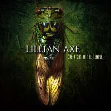 Lillian Axe: One Night In The Temple: Live 2013 (2CD + DVD), 2 CDs