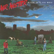 Mr. Mister: Welcome To The Real World (Limited Collector's Edition) (Remastered & Reloaded), CD