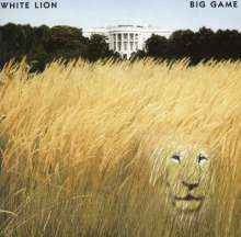White Lion (Hard Rock): Big Game (Limited Collectors Edition) (Remastered & Reloaded), CD