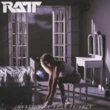 Ratt: Invasion Of Your Privacy (Collector's Edition) (Remastered & Reloaded), CD