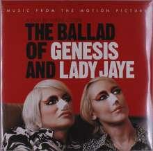 Filmmusik: The Ballad Of Genesis & Lady Jaye, 2 LPs