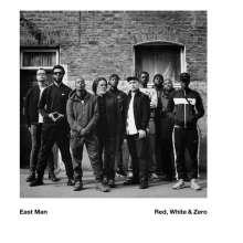 East Man: Red, White & Zero, CD