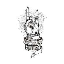 Stevie R.& The Hooligans Pearce: Stevie R.Pearce & The Hooligans, CD