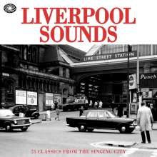 Liverpool Sounds, 3 CDs