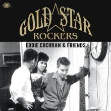 Gold Star Rockers: Eddie Cochran & Friends, 3 CDs