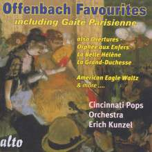 Boston Pops Orchestra - Offenbach Favourites, CD