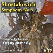 Dmitri Schostakowitsch (1906-1975): Symphonie Nr.8, CD