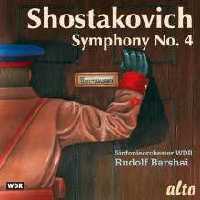 Dmitri Schostakowitsch (1906-1975): Symphonie Nr.4, CD