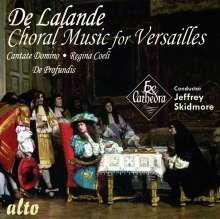 Michel Richard Delalande (1657-1726): Grand Motets, CD