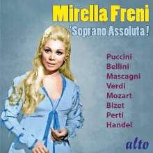 Mirella Freni - Soprano Assoluta!, CD