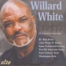 Willard White in Concert, CD