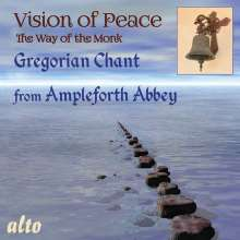 "Gregorian Chant ""Vision of Peace"", CD"