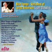 Leroy Anderson (1908-1975): Blue Tango - Very Best of Leroy Anderson, CD