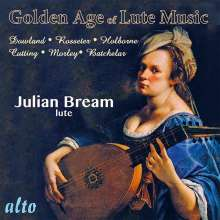 Julian Bream - The Golden Age of Lute Music, CD