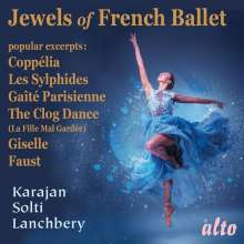 Jewels of French Ballet, CD