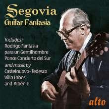 Andres Segovia - Guitar Fantasia, CD