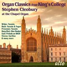 Stephen Cleobury - Organ Classics from King's College, CD