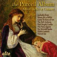 Henry Purcell (1659-1695): Alfred Deller & Consort - The Purcell Album, CD