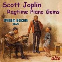 Scott Joplin (1868-1917): Ragtime Piano Gems, CD
