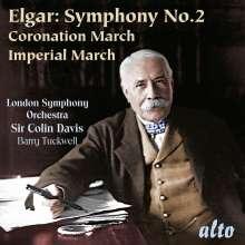 Edward Elgar (1857-1934): Symphonie Nr.2, CD