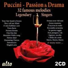 Puccini - Passion & Drama, 2 CDs