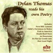 Dylan Thomas & Richard Burton: Read Dylan Thomas Poetry, CD