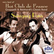 Stephane Grappelli & Martial Solal: Very Best Of The Hot Club De France, CD