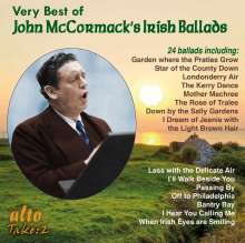 Very Best of John McCormack's Irish Ballads, CD