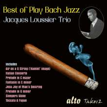 Jacques Loussier (1934-2019): Best Of Play Bach Jazz, CD