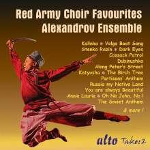 Red Army Choir  & Alexandrov Ensemble, CD