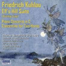 Friedrich Kuhlau (1786-1832): Klavierkonzert op.7, CD