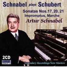 Franz Schubert (1797-1828): Klaviersonaten D.850,959,960, 2 CDs