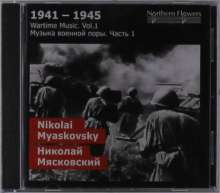 Wartime Music Vol.1-10 - 1941-1945 (Exklusiv für jpc), 10 CDs