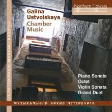 Galina Ustvolskaya (1919-2007): Kammermusik, CD