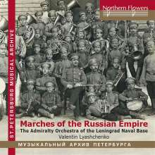 The Admiralty Band of the Leningrad Naval Base - Marches from the Russian Empire, CD