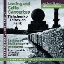 Leningrad Cello Concertos, CD