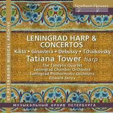 Tatiana Tower - Leningrad Harp & Concertos, CD