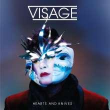 Visage: Hearts & Knives (Jewelcase), CD