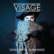 Visage: Demons To Diamonds, CD