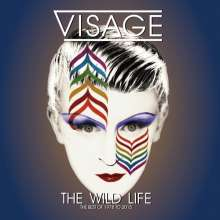 Visage: The Wild Life (The Best Of 1978 - 2015), CD